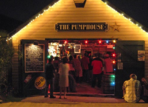 The Pumphouse Beach Bar