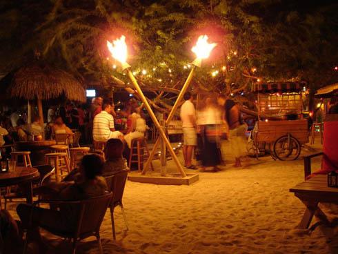 Bugaloe Beach Bar Aruba