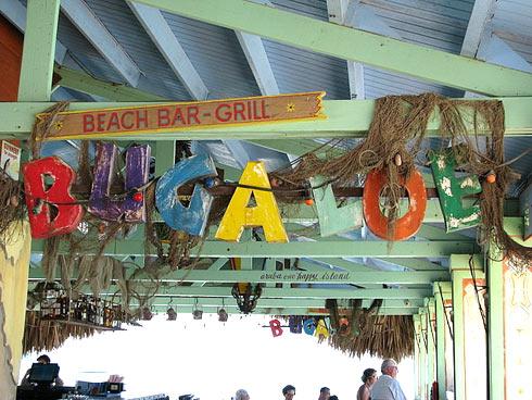 Bugaloe Beach Bar