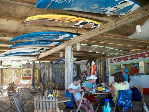 The Beach Hut Bonaire