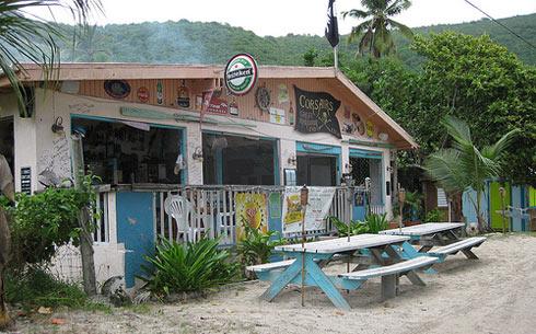 Corsiars Jost Beach Bar