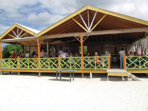 The Nest Beach Bar