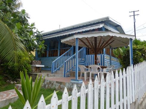 Island Paradise Mayreau
