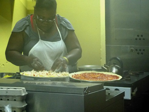 Mac's Pizza Bequia