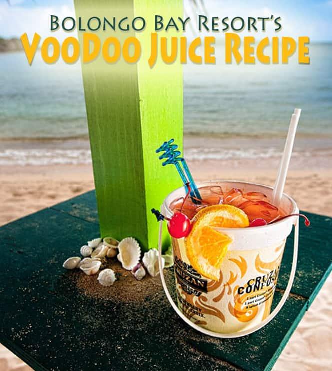 Bolongo Bay Resort Voodoo Juice