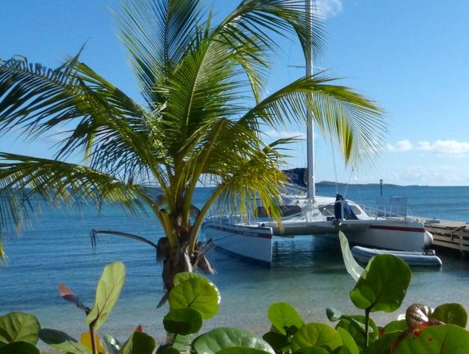 Bolongo Bay St. Thomas