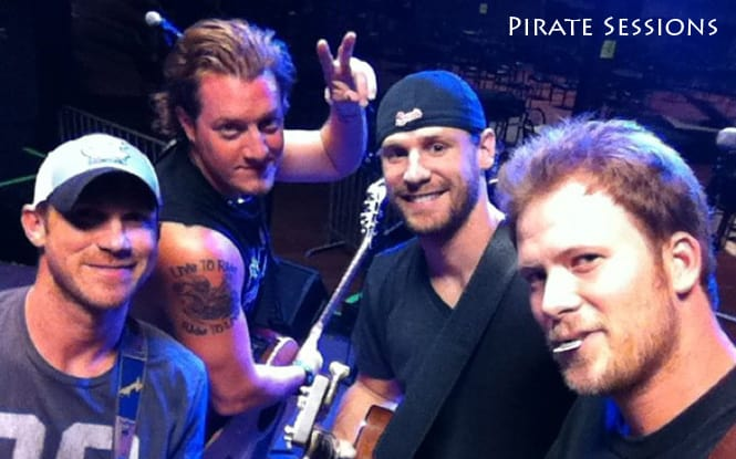 Pirate Sessions