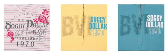 Soggy dollar bar shirts