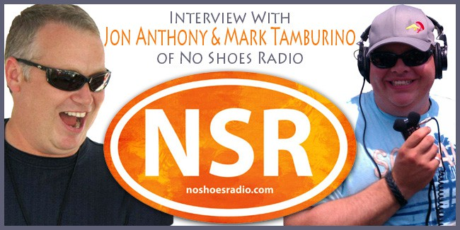 No Shoes Radio Interview