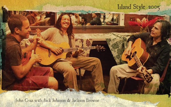 Island Time John Cruz Jack Johnson
