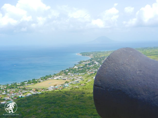 Brimstone Hill St. Kitts