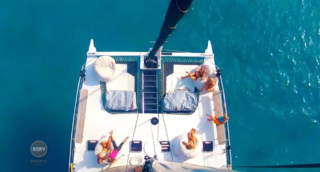 Kekoa charter boat St. John