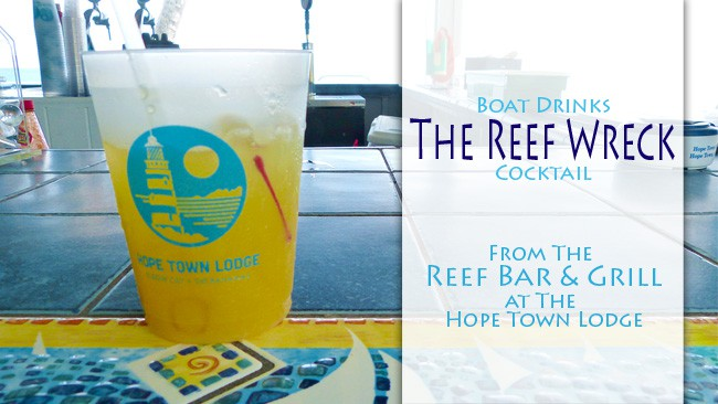 Reef-Wreck-title