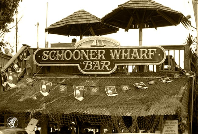 Schoonor Wharf Key West