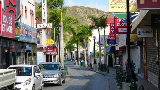 Philipsburg St Maarten