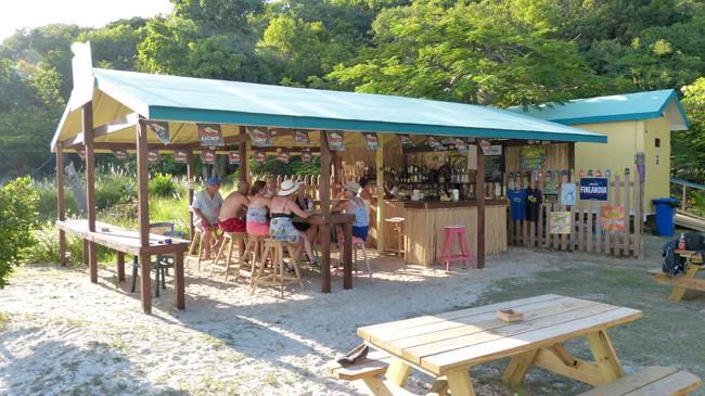 B Line Beach Bar Little Jost