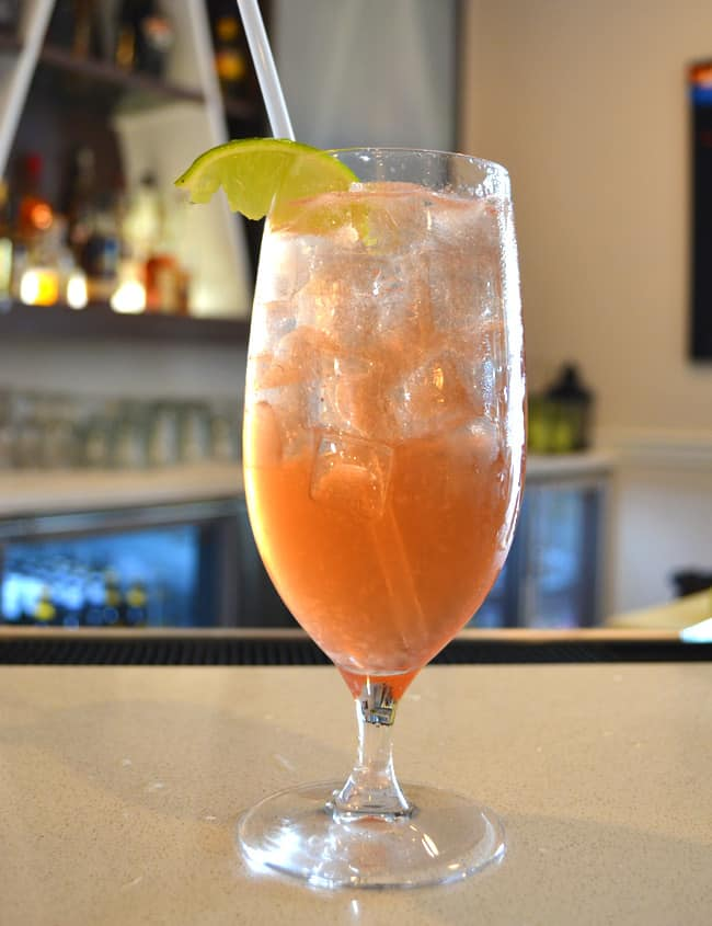 Westin Grand Cayman Drink recipe
