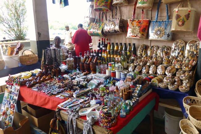 St Lucia Market