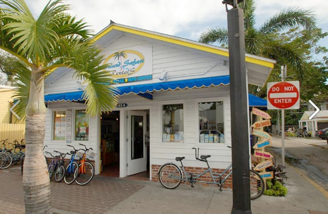 Key West bike rental