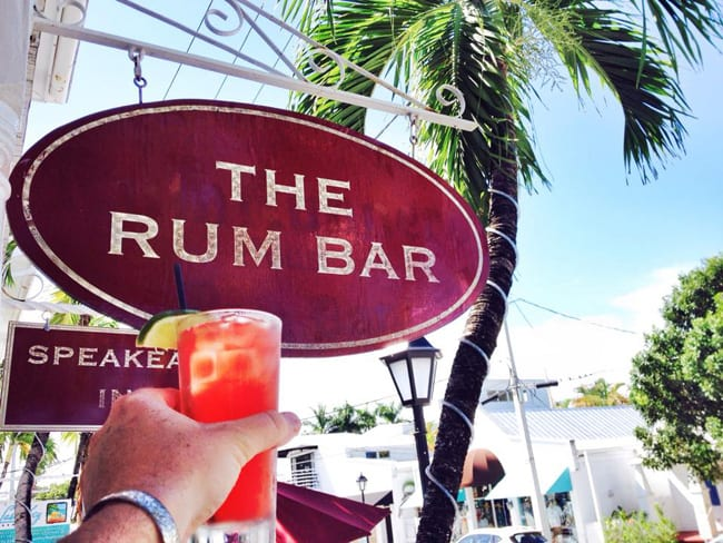 Key West Rum Bar