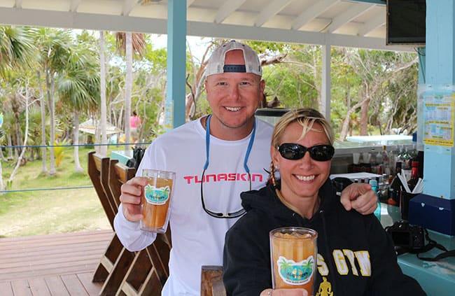 RumShopRyan and Castaway Crystal Sandy Toes