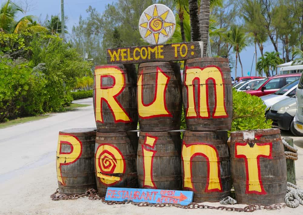 Rum Point Grand Cayman