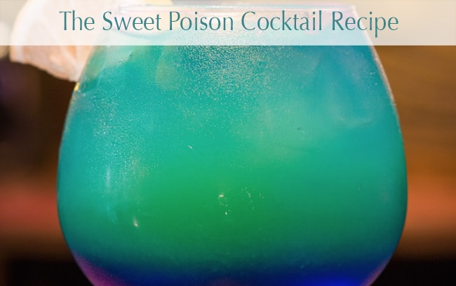 Blue Rum Drink Recipe