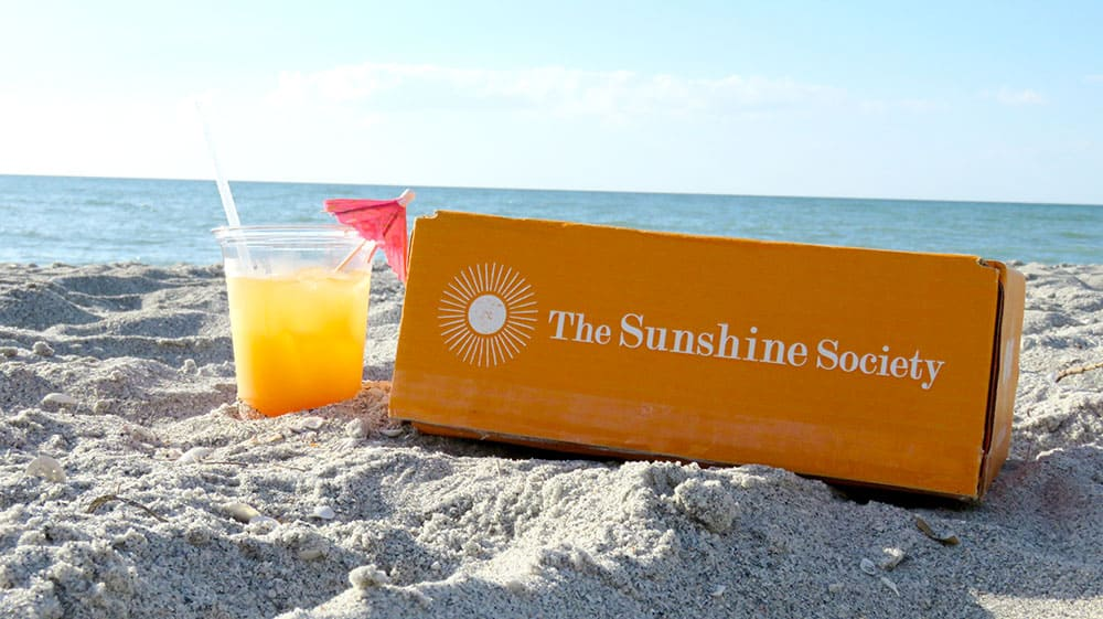 Sunshine Society Box