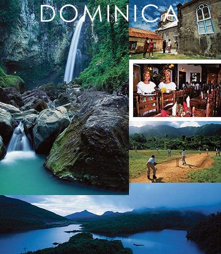Dominica, The Nature Island