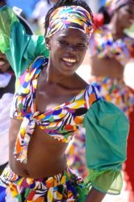 Barbados Calypso Dancers