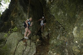 Barbados Hiking