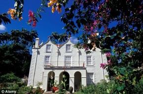 Barbados St Nicholas Abbey
