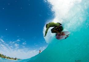 Barbados Surfing