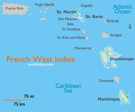 French Caribbean French West Indies