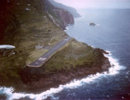 Saba – Shortest Commercial Runway in the World