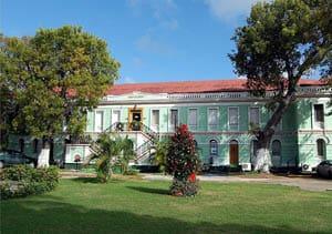 St Thomas Legislautre Building