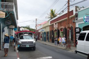 St Thomas shopping