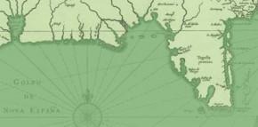Old Florida Map