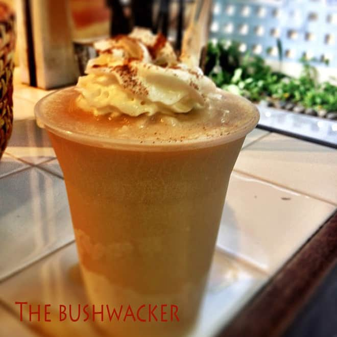 Bushwacker recipe