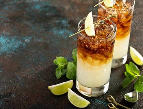 How To Make The Perfect Dark and Stormy Drink