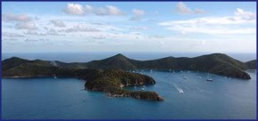 Norman Island, BVI – Pirates and Pleasure