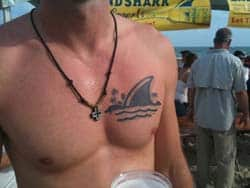 Landshark Tattoo