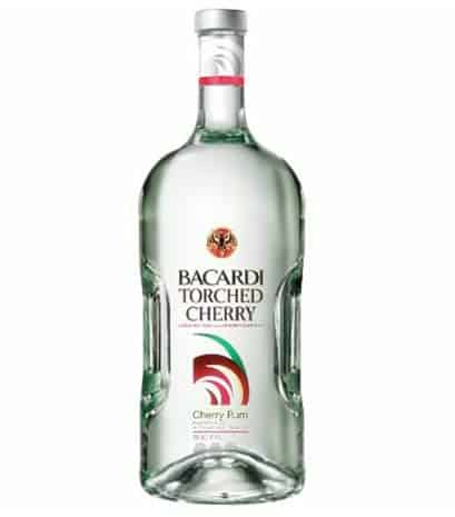torched cherry rum