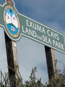 Exuma Land and Sea Park