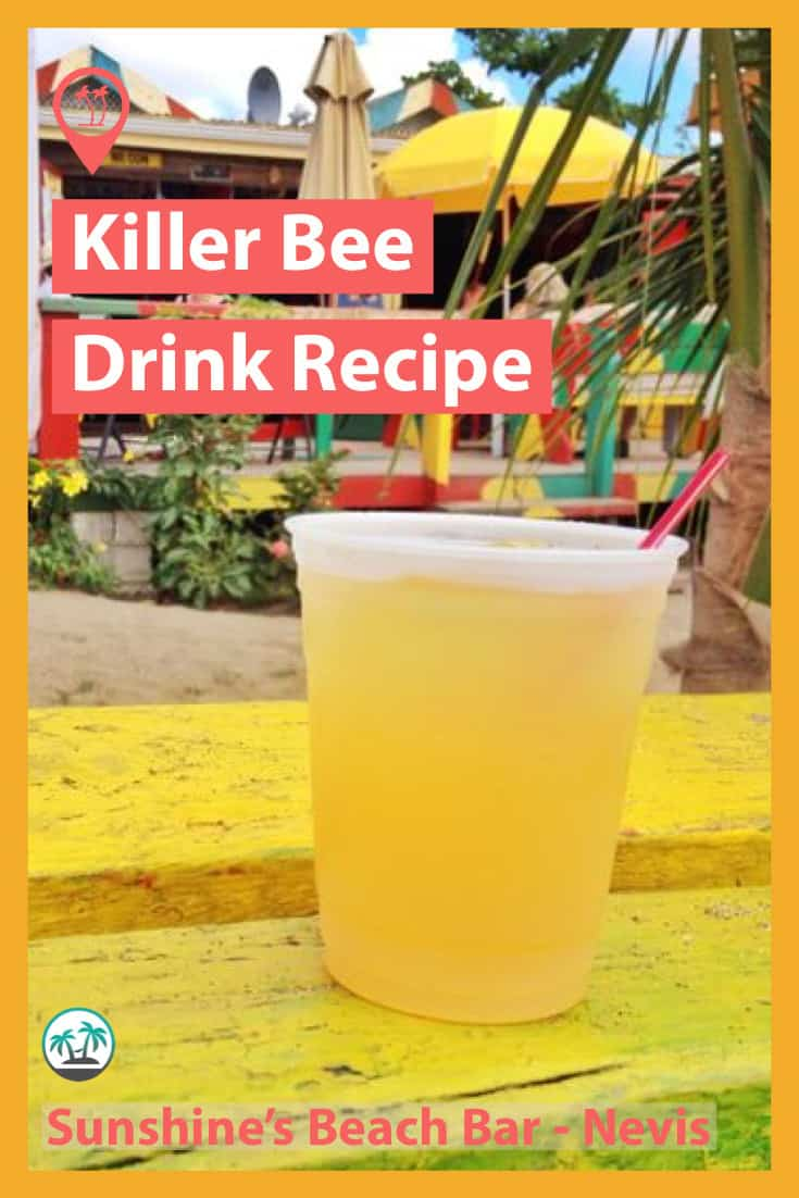 killer bee drink recipe