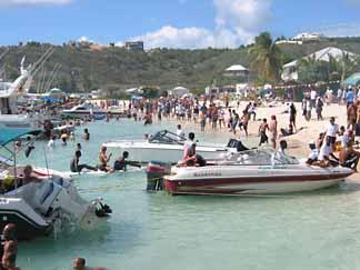 Sandy Ground Beach Anguilla