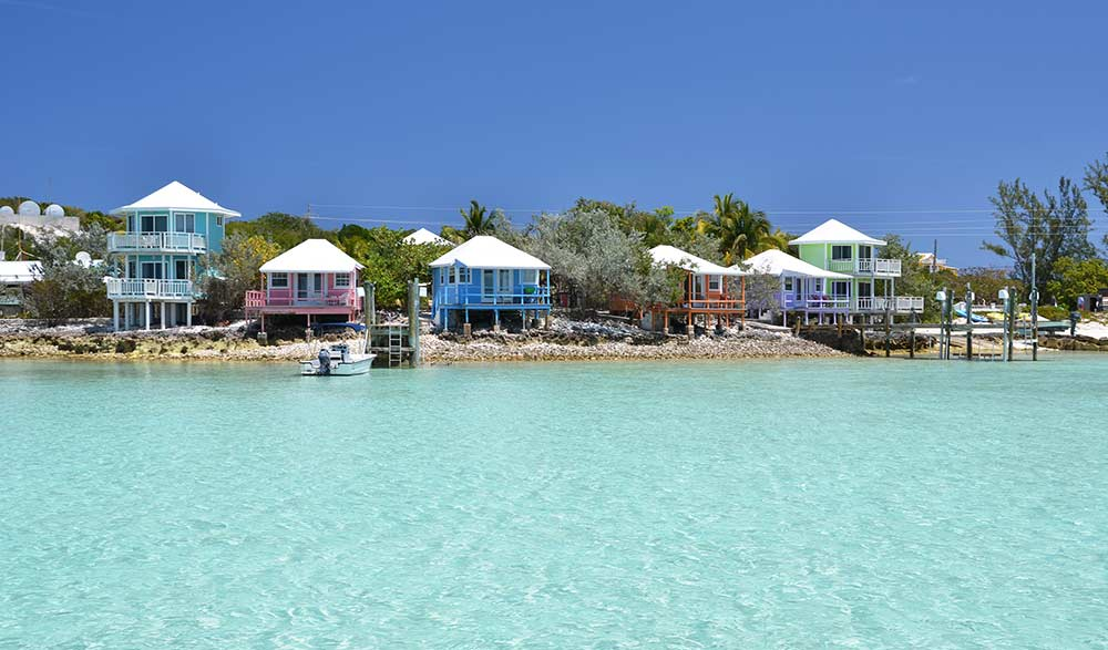 Staniel Cay Yacht club cottages