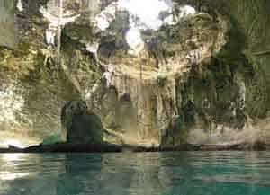 Thunderball Grotto