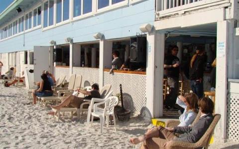 The Cottage beach Bar