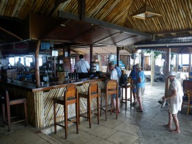 Basil's Bar Mustique